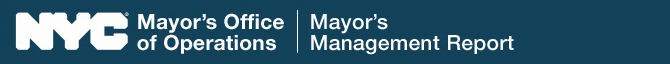New York City Mayor's Office of Operations, Mayor's Management Report